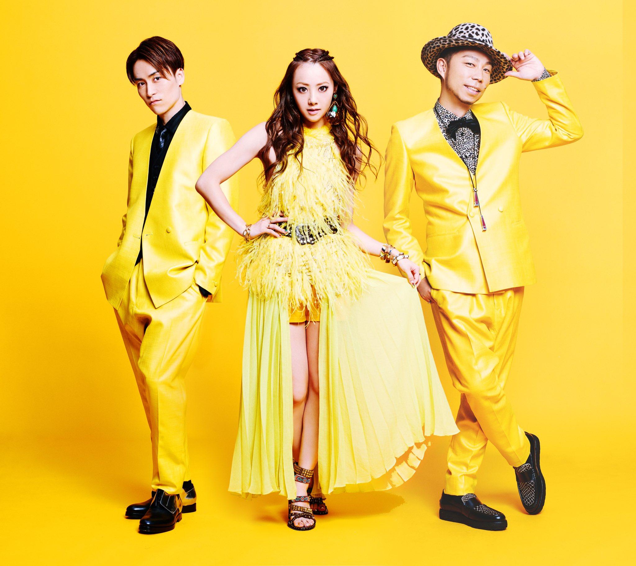 DANCE EARTH PARTY, promovendo o seu primeiro álbum: I